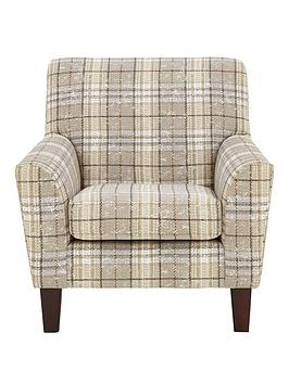 Very Campbell Fabric Accent Chair Picture