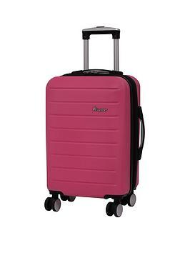 it-luggage-legion-single-expander-hard-shell-cabin-case