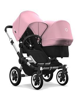 Bugaboo   Donkey2 Duo Pushchair- Soft Pink