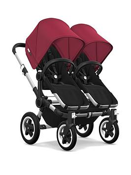 bugaboo-donkey2-twin-pushchair--ruby-red