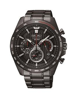seiko-seiko-black-and-silver-detail-chronograph-dial-black-stainless-steel-bracelet-mens-watch