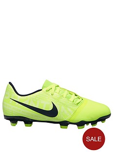 nike-junior-phantom-venom-club-firm-ground-football-boots-yellow