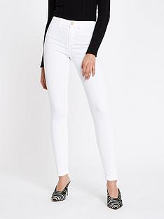 river-island-river-island-molly-mid-rise-jeggings--white