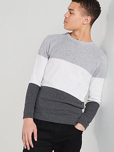 river-island-long-sleeve-moss-muscle-blocked-crew