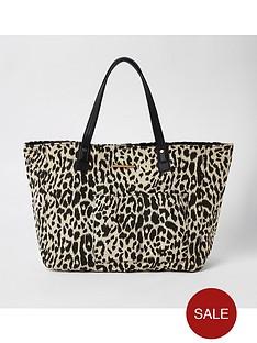river-island-leopard-print-shopper