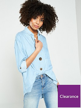 river-island-river-island-button-through-denim-shirt--blue