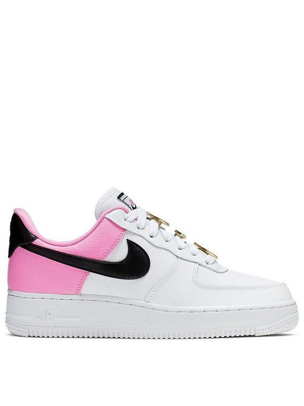 outlet so cheap huge sale Air Force 1 '07 SE - White/Pink