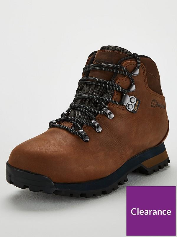 New Berghaus Men's Hill walker II Gore Tex Leather Walking Boot