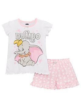 disney-dumbo-girls-cutenbspshortie-pyjamas-multi