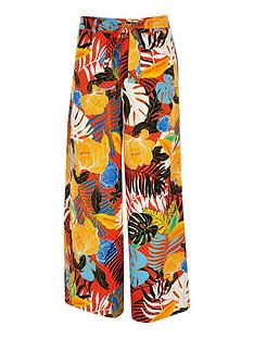 river-island-girls-tropical-wide-leg-trousers-orange