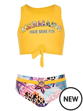 river-island-girls-mermaid-printed-swim-set-yellow