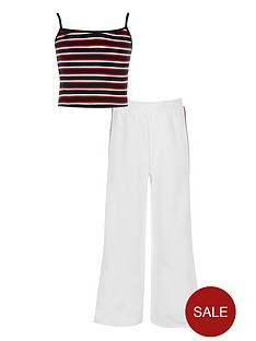 river-island-girls-stripe-cami-jogger-outfit-multi