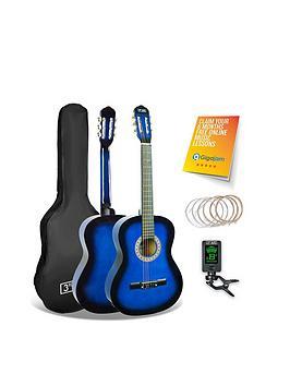3rd Avenue 3Rd Avenue 3Rd Avenue Full Size Classical Guitar Pack -  ... Picture