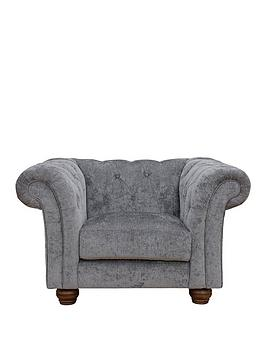 Very Regent Fabric Armchair Picture