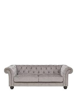 Very Regent Fabric 3 Seater Sofa Picture