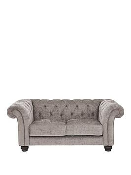 Very Regent Fabric 2 Seater Sofa Picture