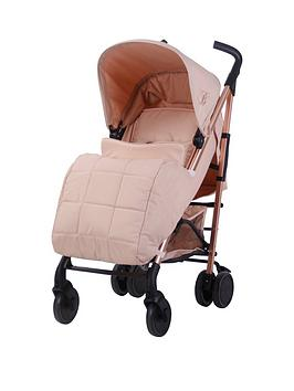 My Babiie My Babiie Billie Faiers Mb51 Rose Gold & Blush Stroller Picture