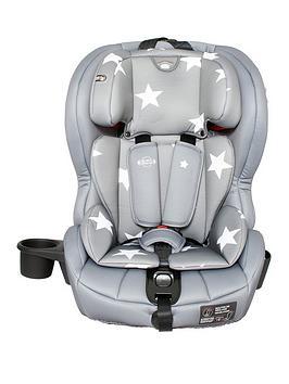 my-babiie-group-123-car-seat--grey-stars