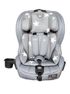 my-babiie-group-123-car-seat-grey-stars