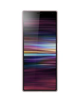 sony-xperia-10-64gb-pink-exclusive