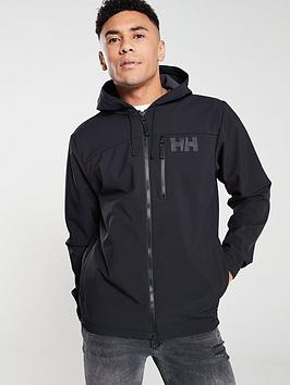 Helly Hansen Active Softshell Jacket - Black