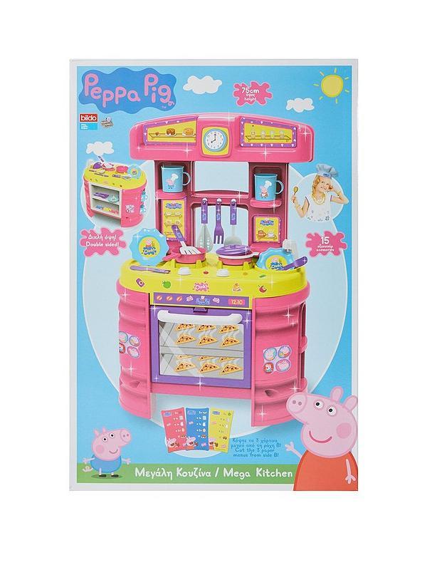Bildo Peppa Pig Mega Kitchen