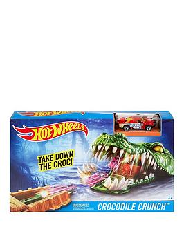 Hot Wheels Hot Wheels Hot Wheels City Creature Track Set Inc Car Asst Picture