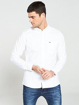 tommy-jeans-logo-oxford-shirt