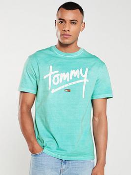tommy-jeans-handwriting-logo-t-shirt-mint