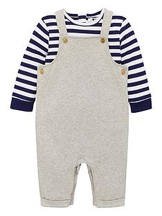 v-by-very-baby-boys-stripe-amp-grey-dungaree-outfit-multi