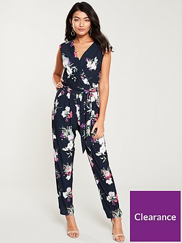 wallis-blossom-printed-wrap-jumpsuit-navy