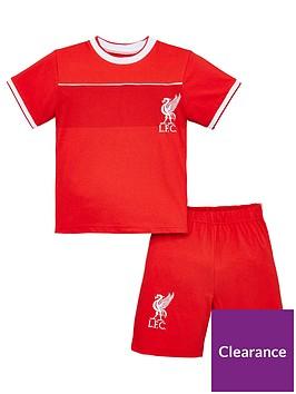 liverpool-fc-football-kit-shorty-pyjamas-red