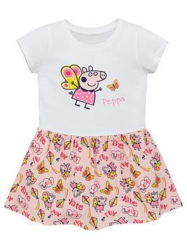 peppa-pig-girls-jersey-all-over-print-kite-dress-pink