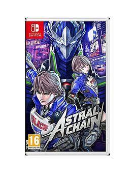 Nintendo Switch   Astral Chain - Switch