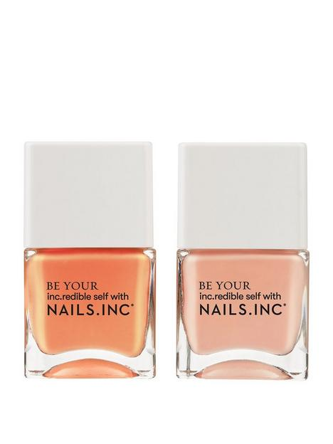nails-inc-kiss-my-peach-duo