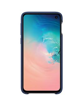 samsung-galaxy-s10e-leather-cover-navy