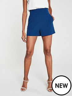 v-by-very-tailored-short-navy