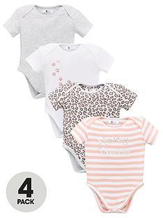 v-by-very-baby-girls-4-pack-short-sleeve-leopard-print-bodysuits-multi