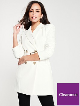 river-island-long-belted-jacket--cream