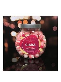 personalised-strawberry-and-prosecco-bon-bon-sweet-jar