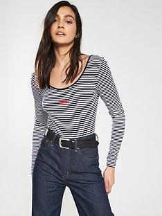 levis-josie-bodysuit-stripe