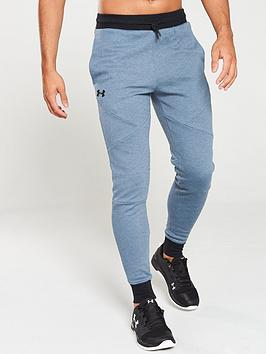 under-armour-unstoppable-2x-knit-joggers-greyblack