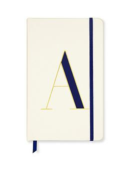 kate spade new york  Kate Spade New York Kate Spade Large Initial Notebook
