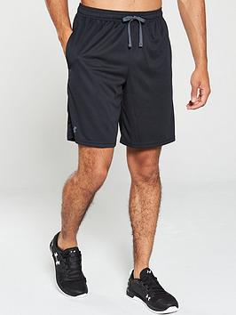 under-armour-tech-mesh-shorts-blackgrey