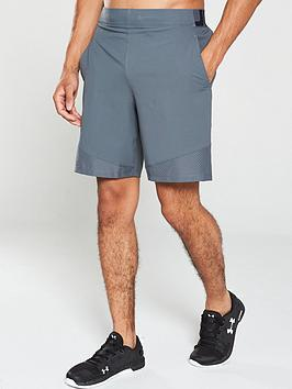 Under Armour Under Armour Vanish Woven Shorts - Grey/Black Picture