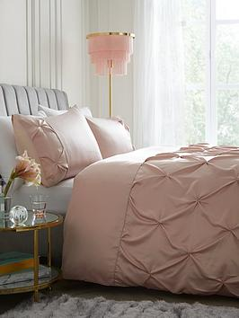 Michelle Keegan Home Michelle Keegan Home Madison Pintuck Duvet Cover Set Picture
