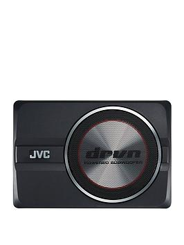 JVC  Jvc Subwoofer - Cw-Dra8