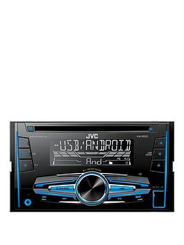 JVC Jvc 2-Din Cd Receiver - Kw-R520E Picture