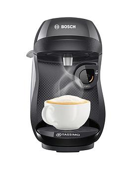 Tassimo Tassimo Tas1002Gb Happy Pod Coffee Machine - Black Picture