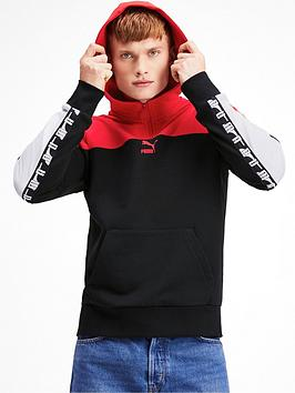 puma-xtg-pullover-hoodie-blackred